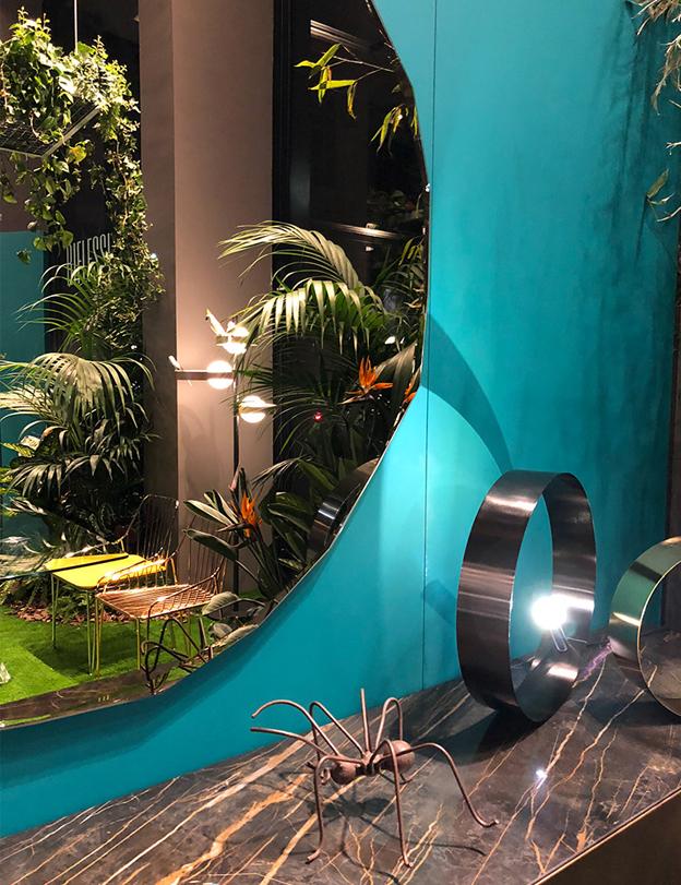 riflessi-showroom_Milano design week 2018_1