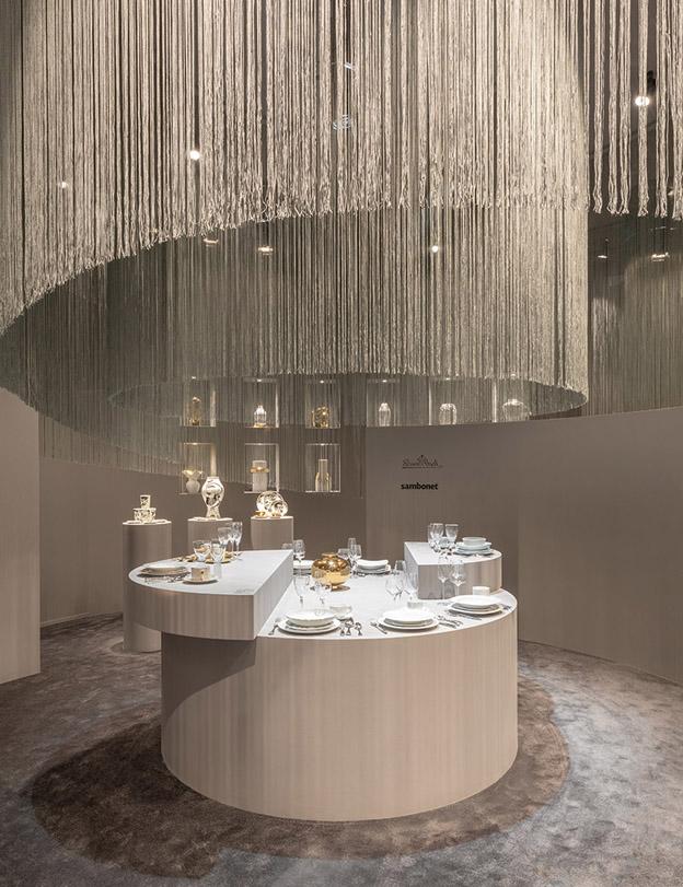 Rosenthal and Sambonet_Milano design week 2019_1