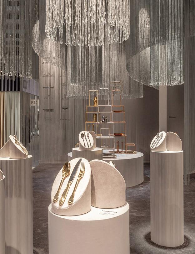 Rosenthal and Sambonet_Milano design week 2019_9